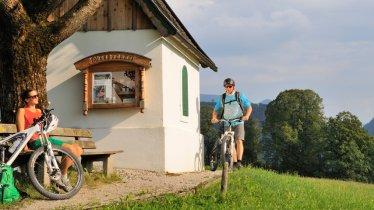 Mountainbiken im Kaiserwinkl, © Tirol Werbung / Mallaun Josef