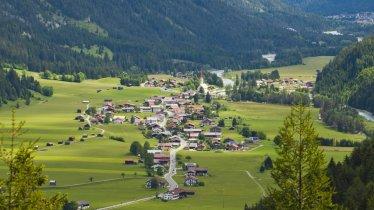 Häselgehr im Sommer, © Naturparkregion Lechtal