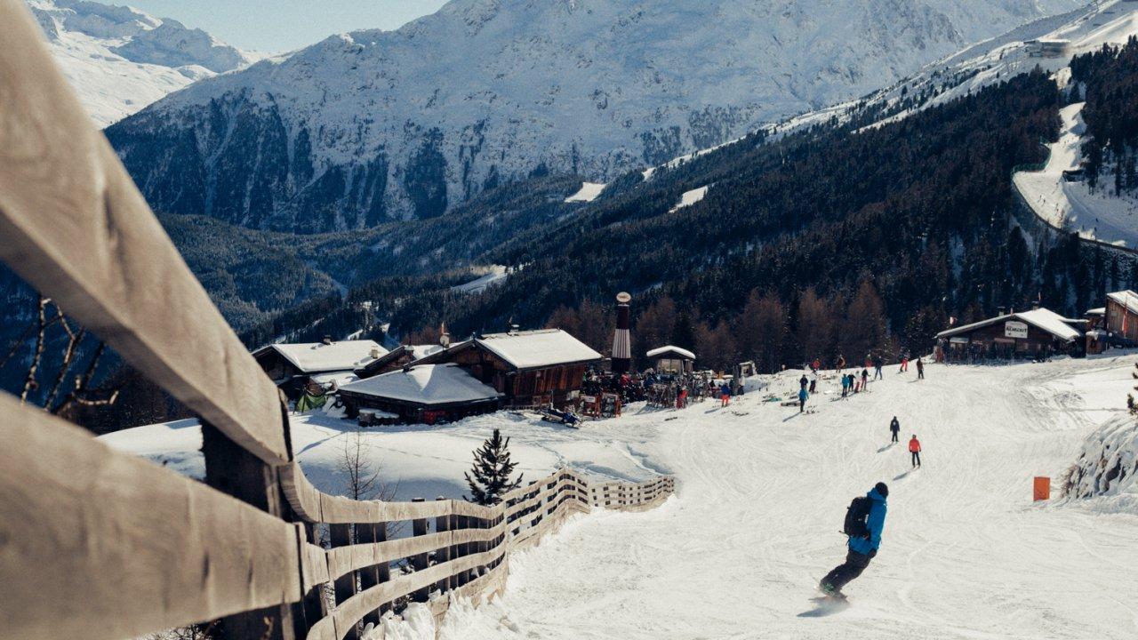 Gampe Thaya in Hochsölden, © Tirol Werbung/Carlos Blanchard