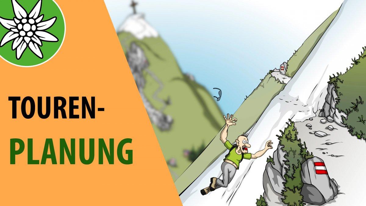 Tourenplanung, © Alpenverein Österreich