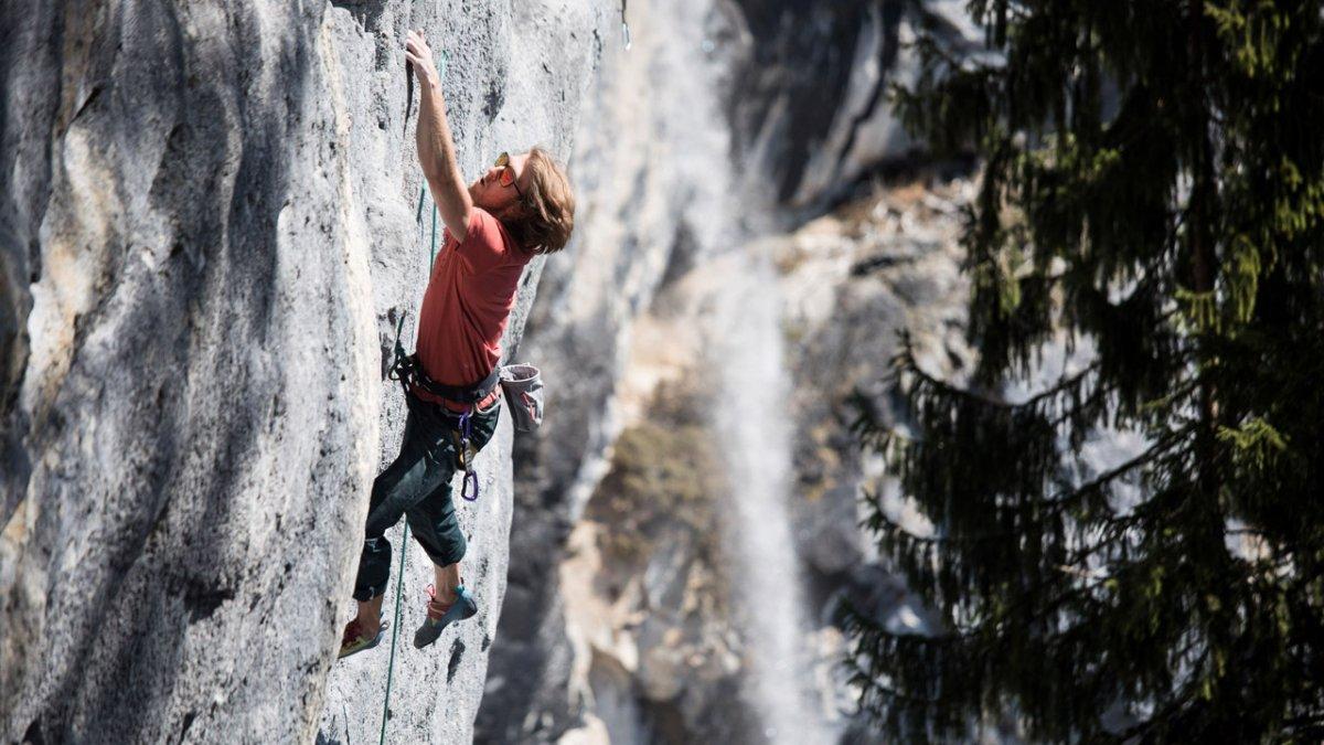 Klettern am Wilden Kaiser, © Tirol Werbung / Johannes Mair