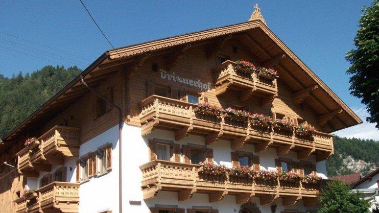 Brixnerhof in Schlitters, © Wohlfühlbauernhof Brixnerhof
