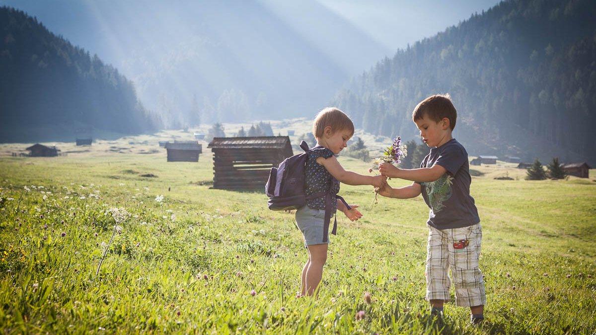 Familienurlaub im Tiroler Oberland, © Tiroler Oberland Tourismus