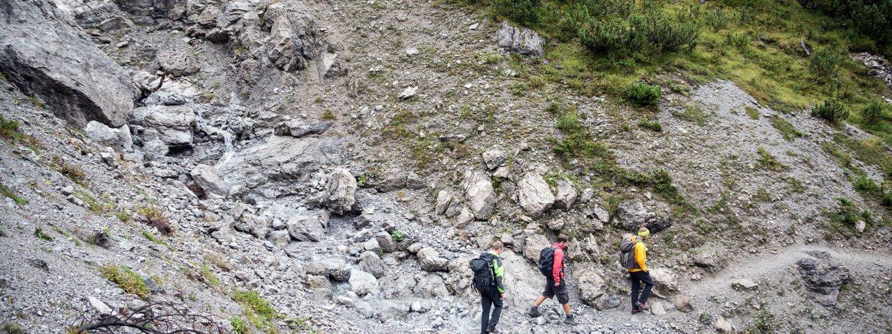 Adlerweg-Etappe 17: Lechtaler Alpen, © Tirol Werbung/Dominik Gigler