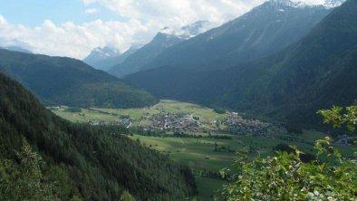 Aussicht Alpenchalet Farst