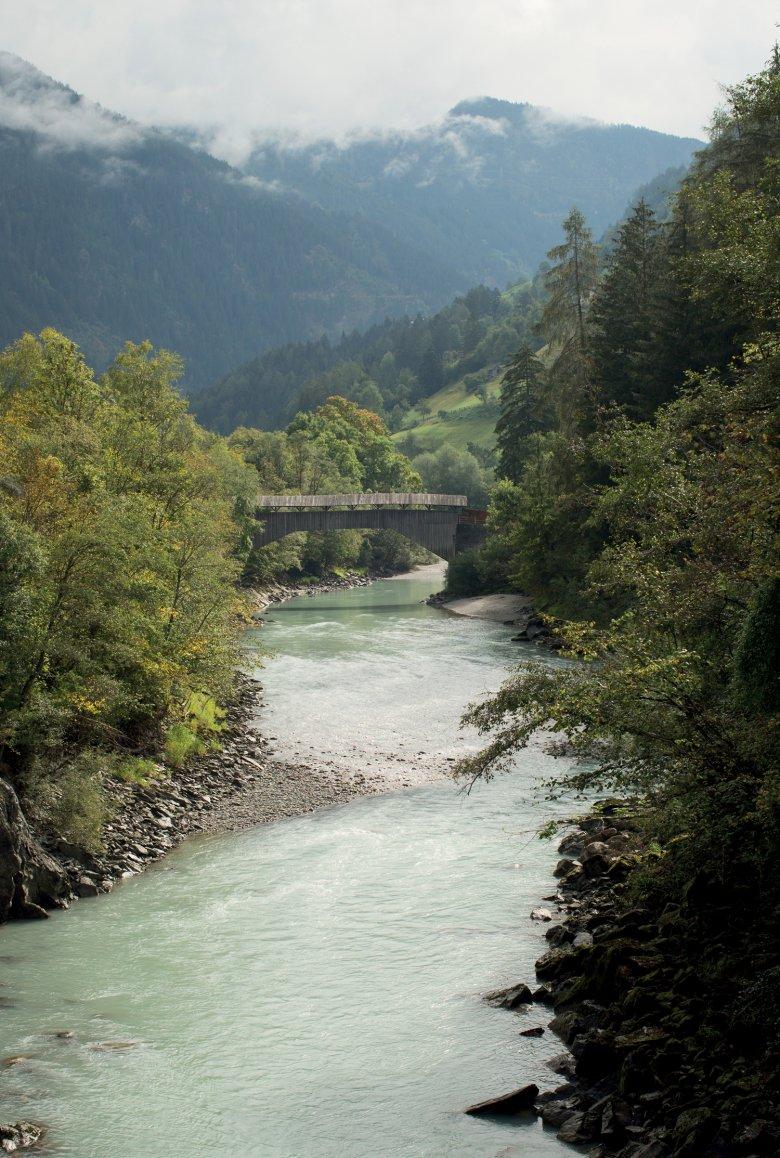 Täuschende Ruhe: Die Wildwasserpassagen am Oberlauf