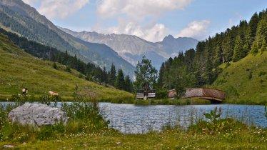 Wandergebiet Praxmar/Lüsens, © Innsbruck Tourismus/Helga Andreatta