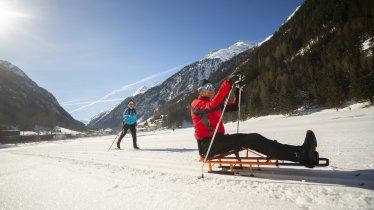 Loipe Grasse Feichten im Kaunertal, © TVB Tiroler Oberland / Martin Lugger