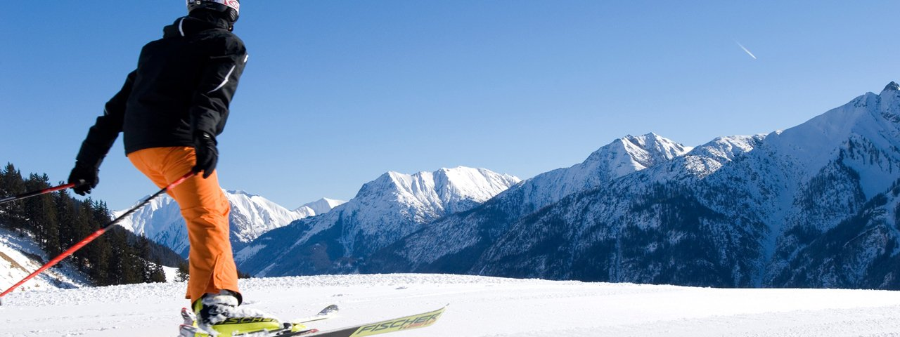 Skigebiet Knittel in Elbigenalp, © Lechtal/Irene Ascher