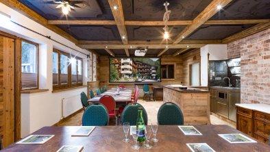 Hotel Gasthof Felsenkeller Kufstein Seminar Raum, © Hannes Dabernig