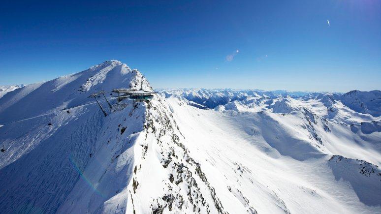 Skifahren in Sölden, © Ötztal Tourismus