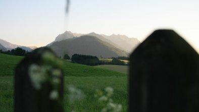 Alpenhotel Riedl_Kaiser_Sommer_Dämmerung_(c) Rette