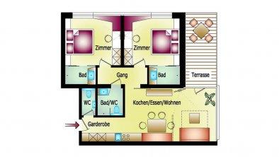 Top-Level-Ferienwohnung-Zillertal-Aschau-Plan_Eins