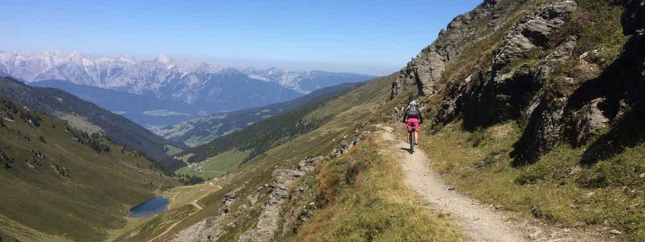 Transalp-Tour, © Tirol Werbung/Lanthaler