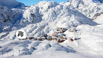 Hit the Sky St. Christoph im Winter, © Arlberg GmbH & Co KG