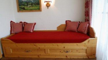 Bett_Gästezimmer, © Hanna Hönig