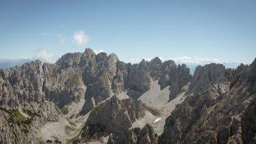 Ausblick von der Hinteren Goinger Halt, © Tirol Werbung/Jens Schwarz