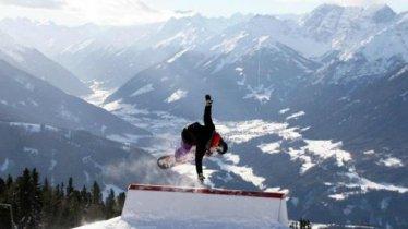 Snowpark Innsbruck Patscherkofel, © Patscherkofelbahnen