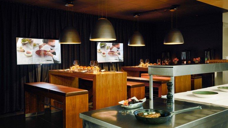 Interalpen-Chef's Table im Interalpen-Hotel Tyrol, © Interalpen-Hotel Tyrol