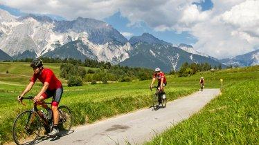 Rennradtour: Innsbruck - Mieminger Plateau - Innsbruck, © TVB Innsbruck/Erwin Haiden