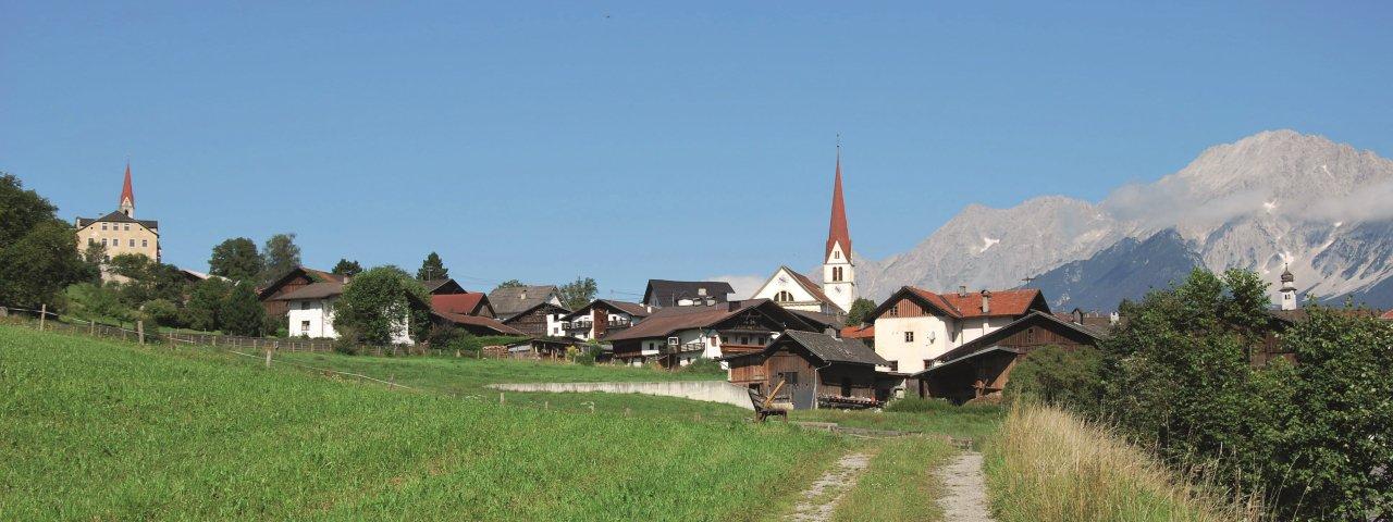 Flaurling im Sommer, © Innsbruck Tourismus/Andrea Hauer