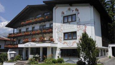 Sommerbild Hotel Helga Seefeld