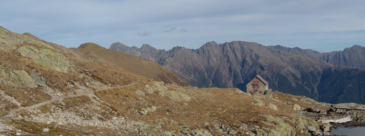 Erlangerhütte, © Tirol Werbung