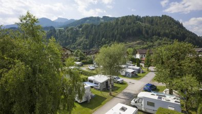 Camping in Zell