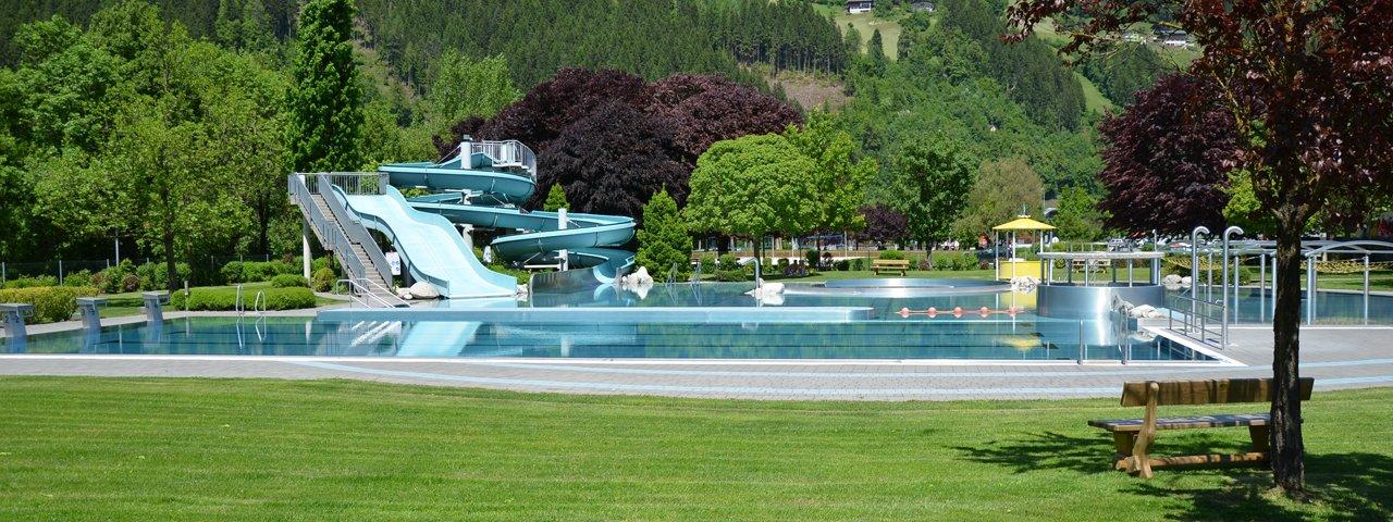 Freizeitpark Zell am Ziller, © Zillertalarena