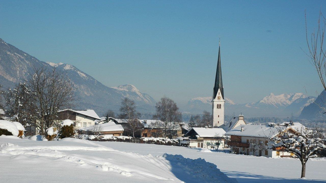 Münster im Winter, © Alpbachtal Tourismus