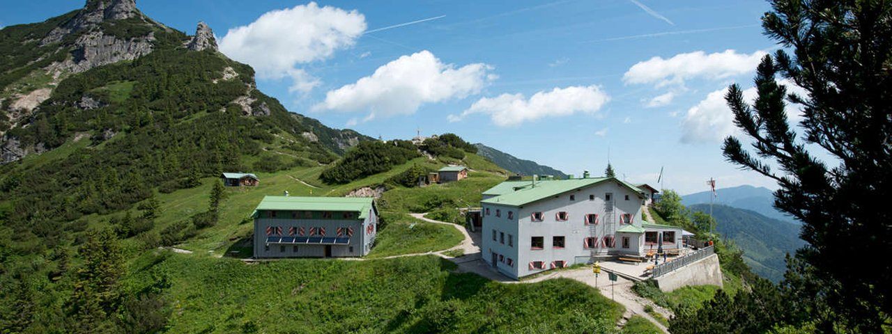 Stripsenjochhaus im Kaisergebirge, © OeAV Kufstein