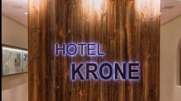 Hotel Krone Eingang