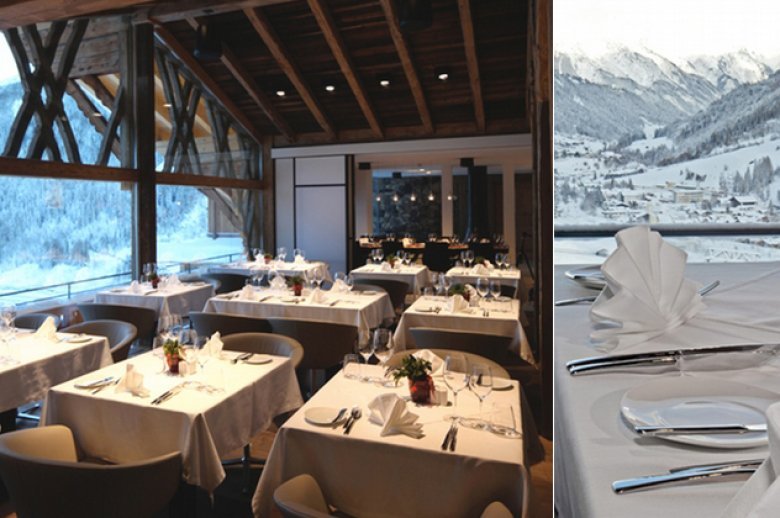 Restaurant Vinzenz im MOOSER St. Anton
