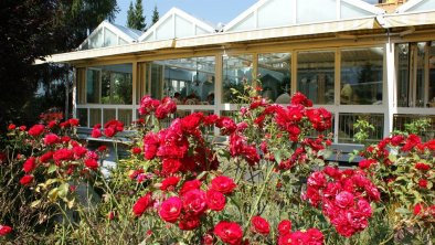Blick vom Garten, © Restaurant Paradiso