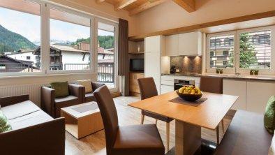 Top 7a - Küche  Wohnbereich