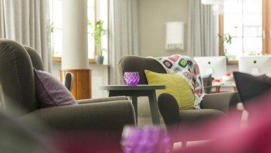 Lounge Sommer Valluga Hotel
