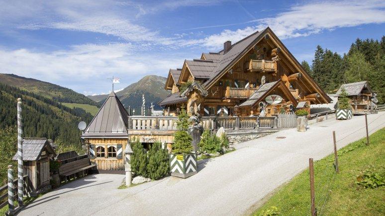 Kaiser-Franz-Josef-Hütten in Hochfügen, © Wolfi Scherzer