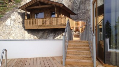Mountain Spa Sauna