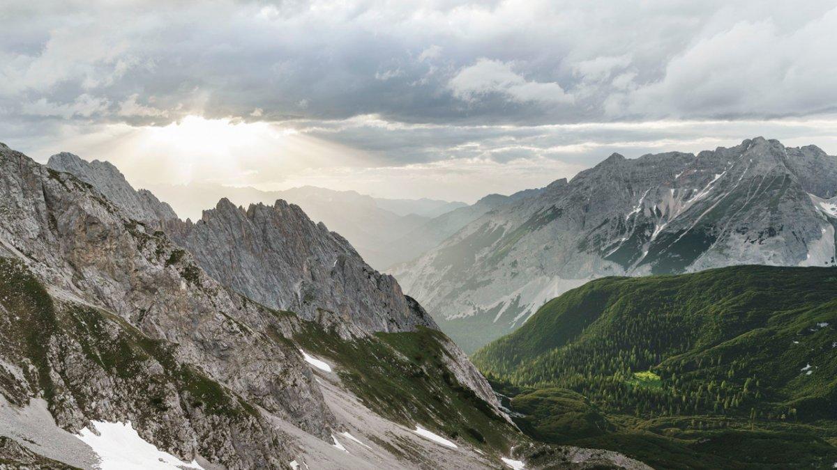 Goetheweg, Teil des Adlerwegs , © Tirol Werbung / Sebastian Schels