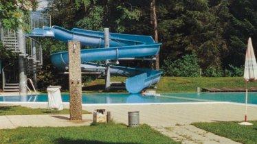 Schwimmbad Weissenbach, © Naturparkregion Reutte