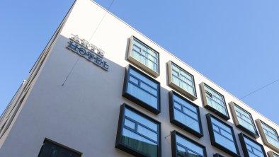 arte Hotel Kufstein - Stadthotel Außenansicht