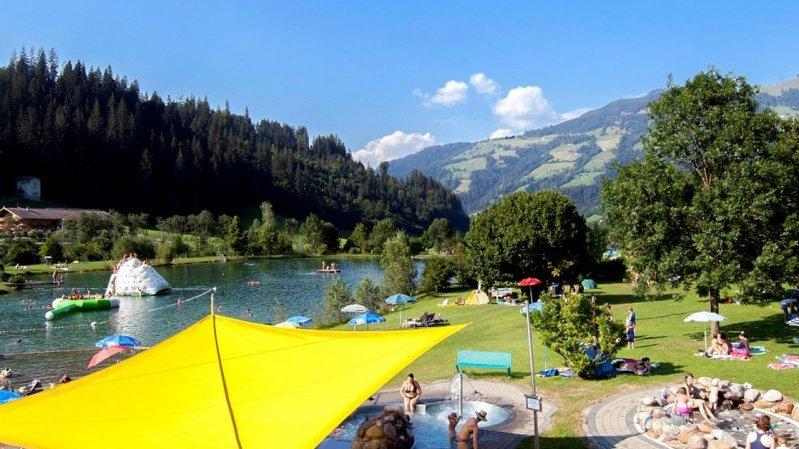 Badesee Salvenaland, © Kitzbüheler Alpen