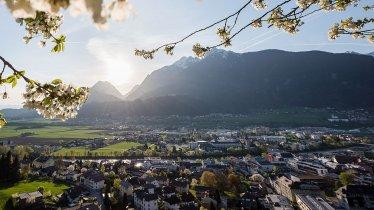 Schwaz im Sommer, © TVB Silberregion Karwendel