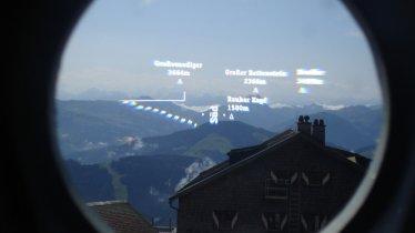Adlerblick bei der Gruttenhütte im Wilden Kaiser