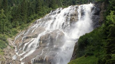 Grawa Wasserfall - Naturschauspiel im Stubaital, © Stubai Tirol