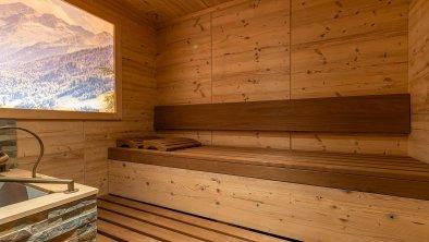 Bio-Kräuter Sauna