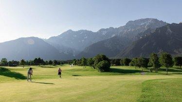 Golfen auf dem Mieminger Plateau, © Matthias Pristach