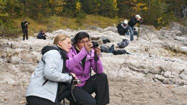 Foto-Workshop im Naturpark Karwendel, © Silberregion Karwendel