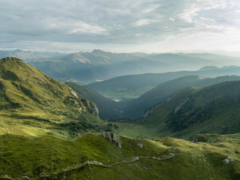 Dieser Blick verspricht ein Gefühl der Freiheit. Foto: Tirol Werbung / Venier Martin