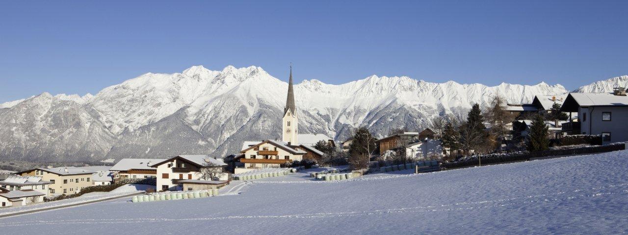Patsch im Winter, © Innsbruck Tourismus/Klaus Defner